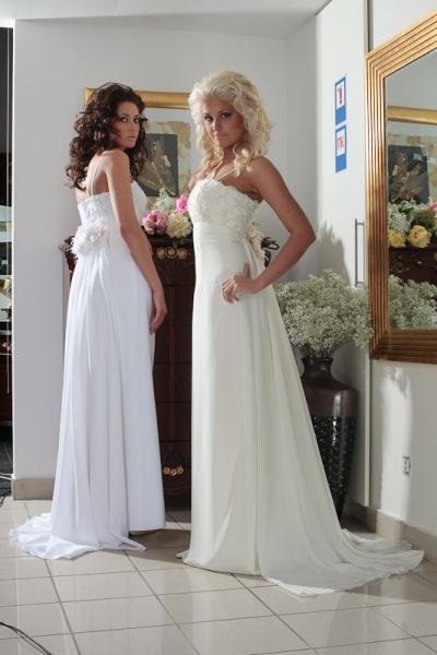 Свадебные платья Мелиса