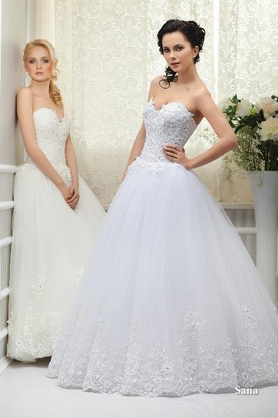 Пышное платье Sana от Visavis