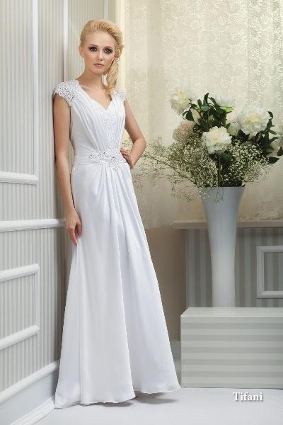 Платье Tifani с открытой спиной от Visavis