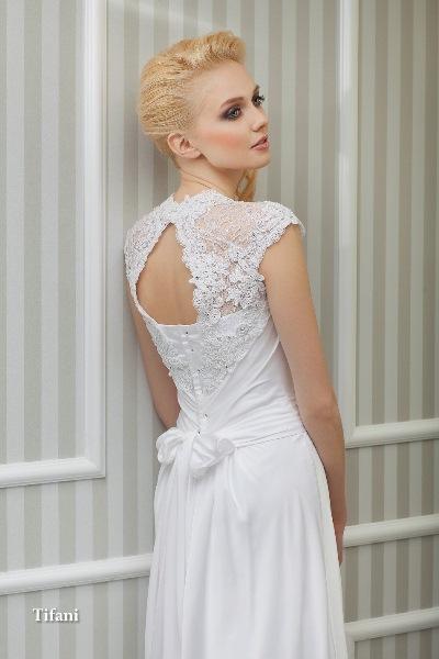Платье Tifani с открытой спиной