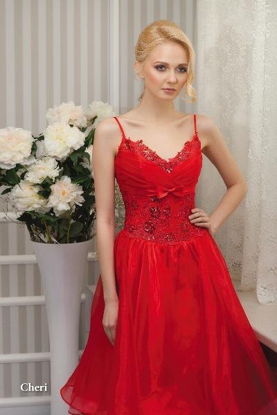 Cheri вечерние платье