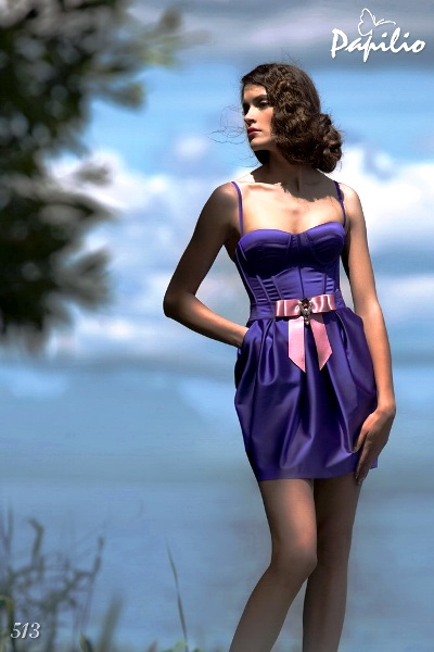 Свадебный салон Магия Вечерние платье Papilio